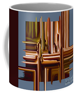 Poetry To Move In Time Coffee Mug