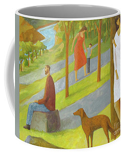 Poets Hill Coffee Mug