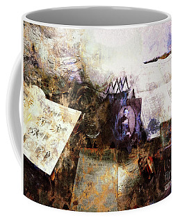 Coffee Mug featuring the photograph Poets In Picardy by Claire Bull