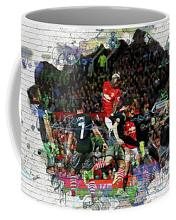 Pogba Street Art Coffee Mug