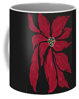 Poinsettia - The Season Coffee Mug