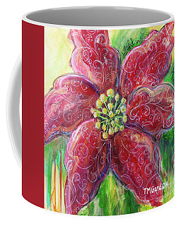 Poinsettia Coffee Mug