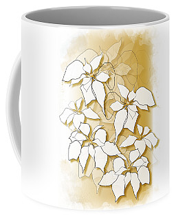 Poinsettias Coffee Mug
