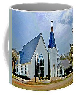 Point Clear Alabama St. Francis Church Coffee Mug