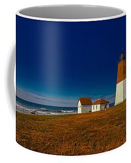 Point Judith Lighthouse Coffee Mug