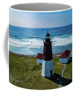 Point Judith Lighthouse Coffee Mug