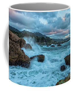 Point Lobos Coastline Coffee Mug