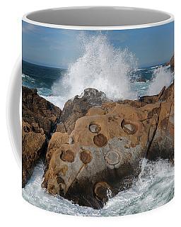Point Lobos' Concretions Coffee Mug