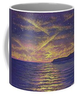 Point Loma Sunset 01 Coffee Mug