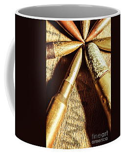 Point Of Impact Coffee Mug