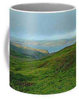 Point Reyes Overlooking Tomales Bay Coffee Mug