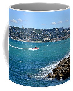 La Pointe Rouge Marseille Coffee Mug