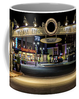 Point Ruston Come Again Soon Coffee Mug by Rob Green