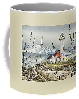Point Wilson Lighthouse Coffee Mug