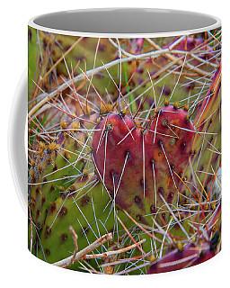 Pointed Heart Coffee Mug
