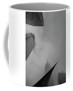 Coffee Mug featuring the photograph Pointed Reminder by Alex Lapidus
