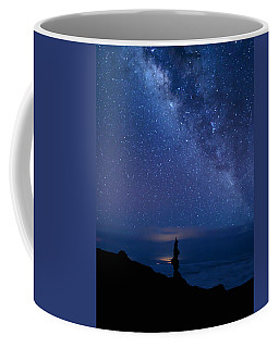 Pointing To The Heavens Coffee Mug
