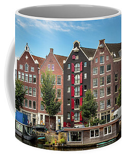 Pointing To The Sky Coffee Mug