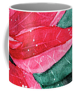 Pointsettia Coffee Mug