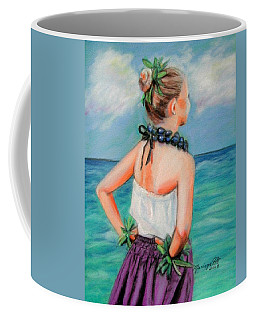 Poipu Hula Coffee Mug