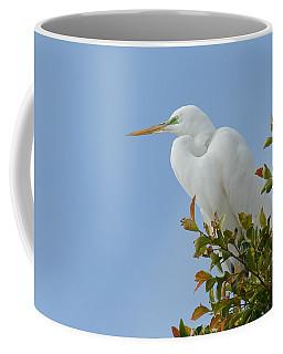 Poised 2 Coffee Mug
