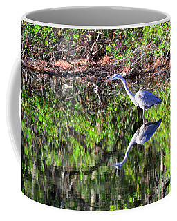 Poised For Breakfast Coffee Mug