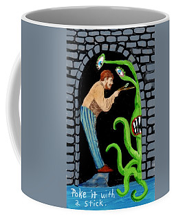 Poke It With A Stick Coffee Mug