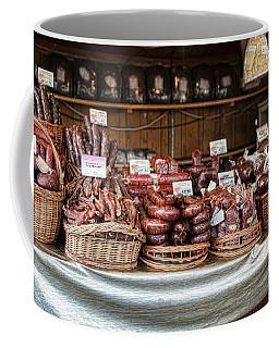 Poland Meat Market Coffee Mug