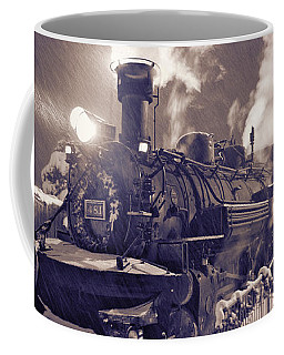 Polar Express. Durango, Colorado #2 Coffee Mug