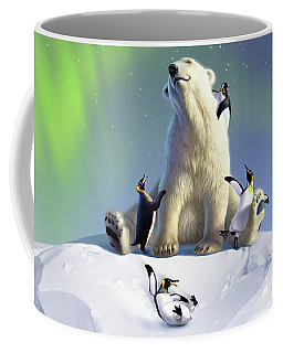 Polar Opposites Coffee Mug