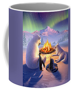 Polar Pals Coffee Mug