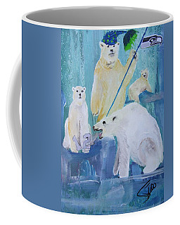 Polar Party Coffee Mug