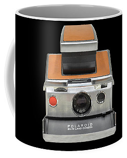 Polaroid Sx-70 Land Camera Coffee Mug