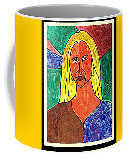 Politicats Copyright Dad Is Making America Great Signed Ivanka Trump Coffee Mug