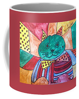 Politicats Copyright Did North Korea Just Fire A Missile Over Japan? Coffee Mug