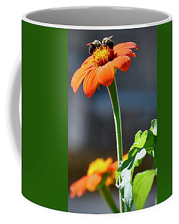 Pollinating Coffee Mug