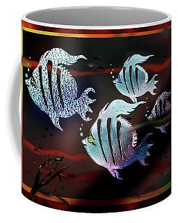 Polluted Ocean Coffee Mug