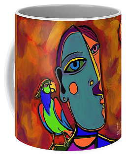 Polly's Cracker Coffee Mug