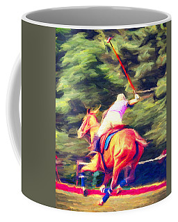 Polo Game 2 Coffee Mug
