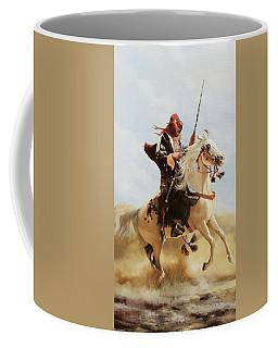 Polvere Gialla Coffee Mug