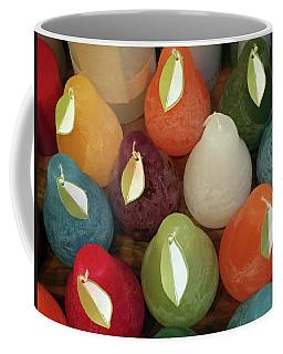 Polychromatic Pears Coffee Mug