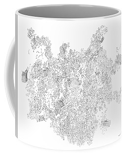 Polymer Crystallization With Modifiers Coffee Mug