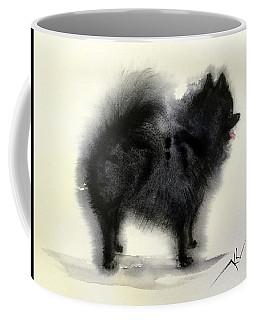 Pometanian Dog3 Coffee Mug