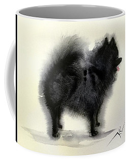 Pometanian Dog3 Coffee Mug