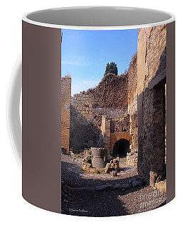 Pompeii,italy Coffee Mug