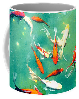 Pond Coffee Mug