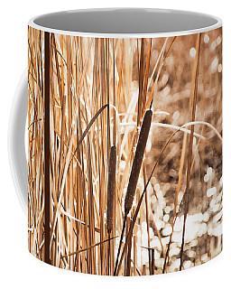 Pond Shimmerings Coffee Mug