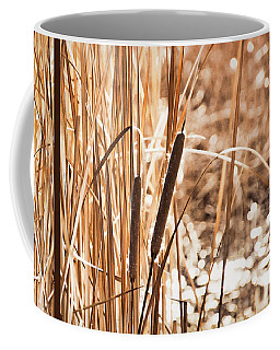 Pond Shimmerings Coffee Mug