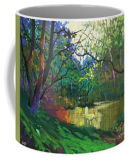 Pond Story Coffee Mug