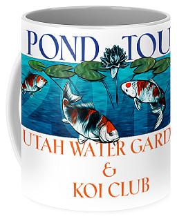 Pond Tour Coffee Mug